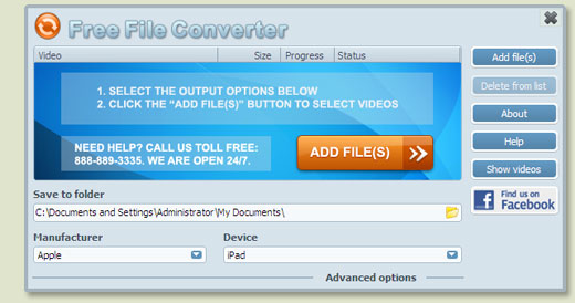 Download Free File Converter